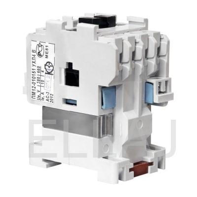 Пускатель электромагнитный: ПМ12-010151 220В 1р