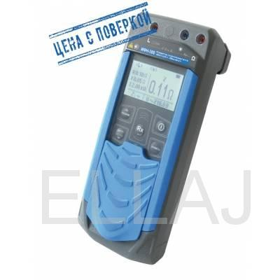 """Измеритель параметров петли ИФН-300: """"фаза-нуль"""", """"фаза-фаза"""""""
