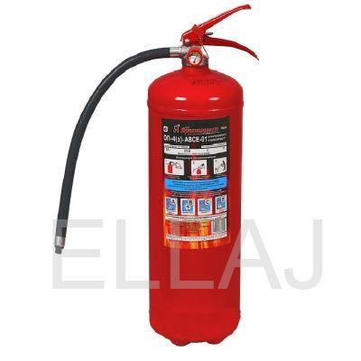 Огнетушитель порошковый закачной: ОП-4