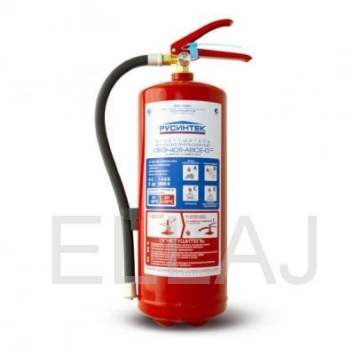 Огнетушитель воздушно-эмульсионный закачной ОВЭ-4(з)-АВСЕ-02 морозостойкий