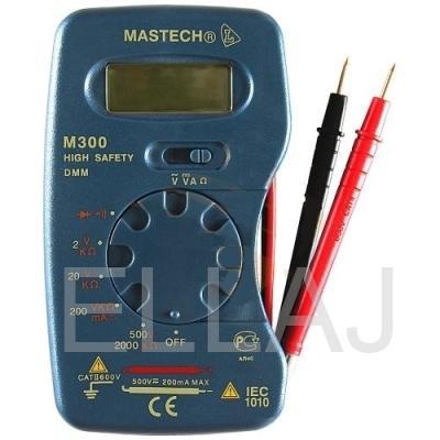 Мультиметр: M300