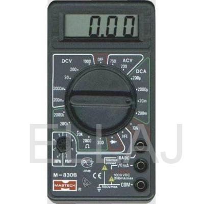 Мультиметр: М830В