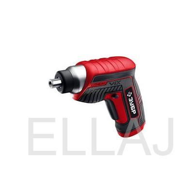 Отвертка аккумуляторная ViX ЗО-Е-3.6 Ли