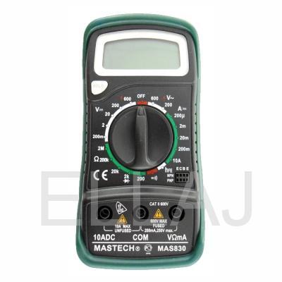 Мультиметр: MAS830