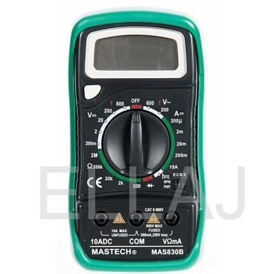 Мультиметр: MAS830В