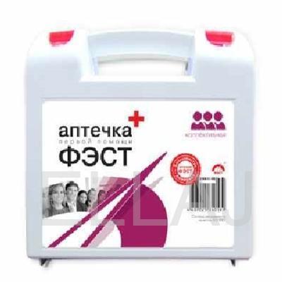 Аптечка коллективная ФЭСТ (на 15-20 человек)