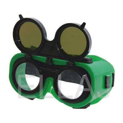 Очки защитные закрытые: с непрямой вентиляцией ЗНД2 ADMIRAL (2,5)