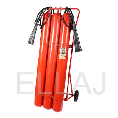 Огнетушитель углекислотный ОУ-50 (Ярпож)
