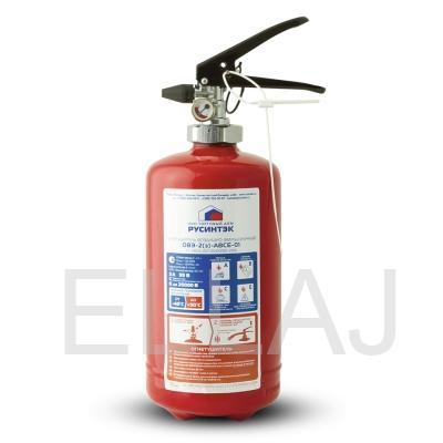 Огнетушитель: ОВЭ-2 (3)-АВCЕ-01