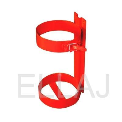 Кронштейн транспортный для огнетушителя: (диаметр 89/110/130/140/150/160/170 мм)