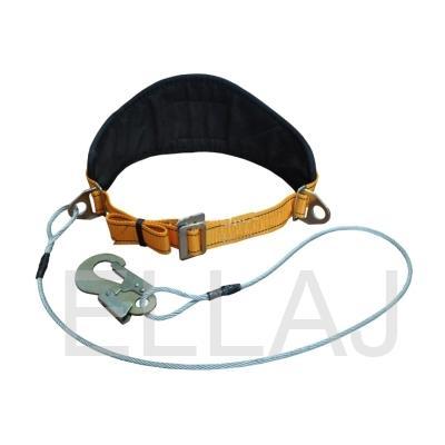Удерживающая привязь: (УП1Б) (ПП-1Б): строп стальной канат
