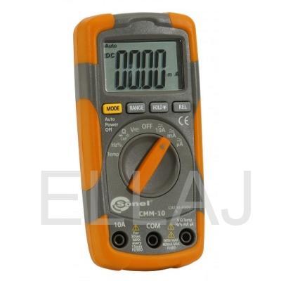 Мультиметр цифровой CMM-10