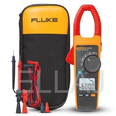 Клещи токоизмерительные: True-RMS c функцией беспроводной связи Fluke 374 FC