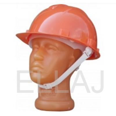Каска защитная для строительно-монтажных работ с текс. оголовьем Юнона+
