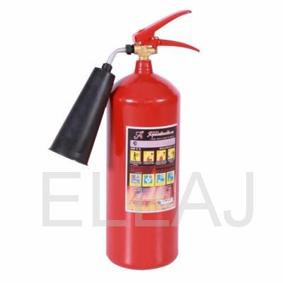 Огнетушитель углекислотный ОУ-1 (Ярпож)
