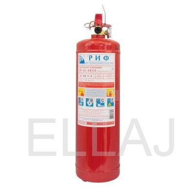 Огнетушитель порошковый ОП-3 (РИФ)