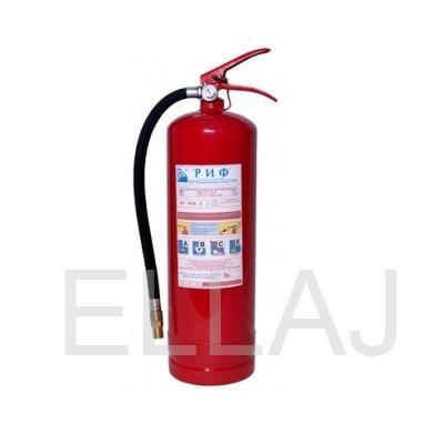 Огнетушитель: ОВЭ-6 (РИФ)