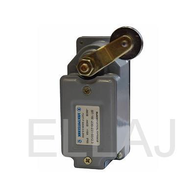 Выключатель путевой  ВП16РЕ23А231-55 У2.3  (с сальником, с самовозвратом)