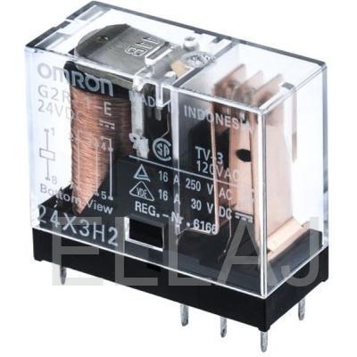 Реле OMRON G2R-1-E 24VDC