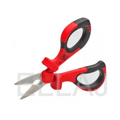 Ножницы изолированные КВТ НИУ-02