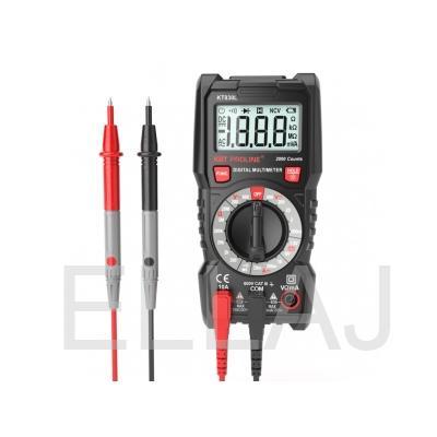 KT 830L Мультиметр цифровой  серия PROLINE