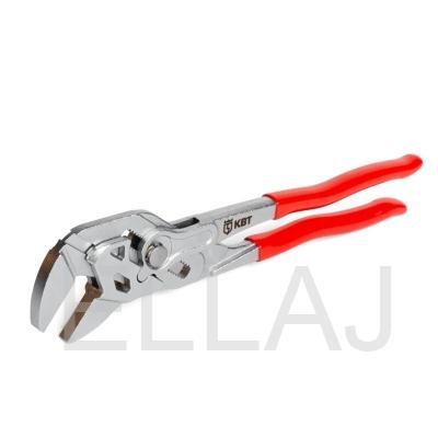 Клещи переставные гаечный ключ 260 мм
