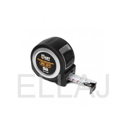 Рулетка строительная: РС-01-5х25 КВТ