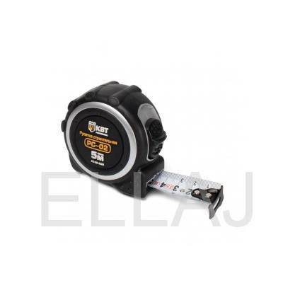Рулетка строительная: РС-02-5х25 КВТ
