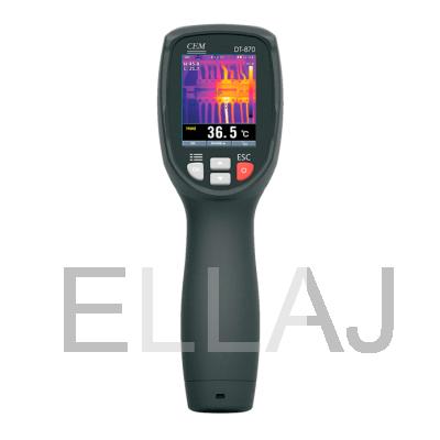 Тепловизор: DT-870