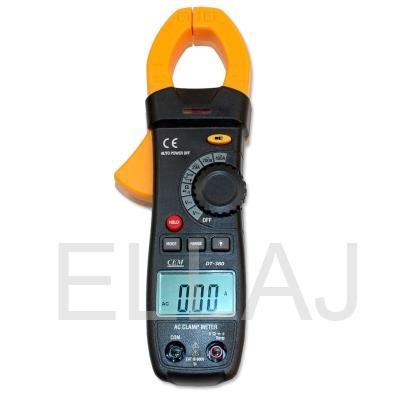 DT-380 Клещи электроизмерительные