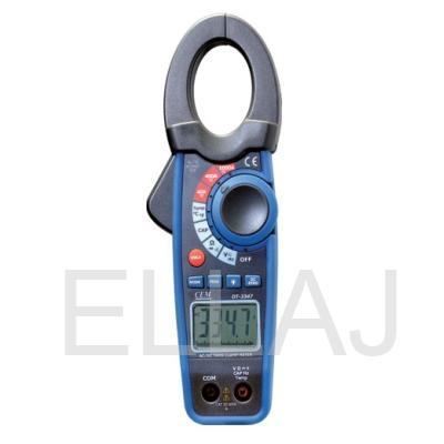DT-3347 Клещи электроизмерительные