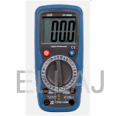 DT-9908 Мультиметр цифровой