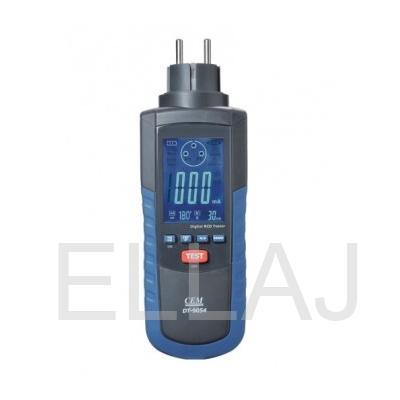 DT-9054 Тестер  проверки и измерения параметров УЗО