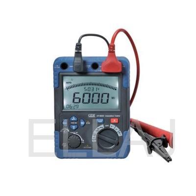 DT-6605 Цифровой: мегаомметр