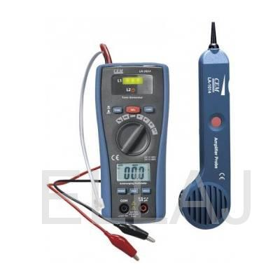 LA-1014 Детектор скрытой проводки, мультиметр