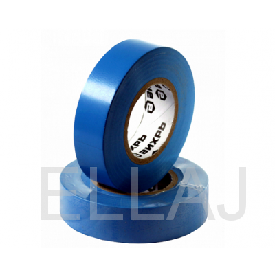 Изолента ВИХРЬ  15мм х 10м синий