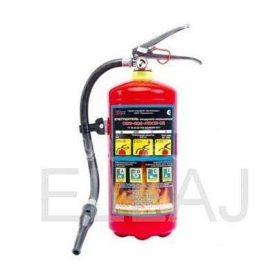 Огнетушитель ОВЭ-4  АВСЕ 01 морозостойкий