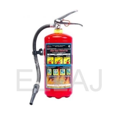 Огнетушитель ОВЭ-6  АВСЕ-02