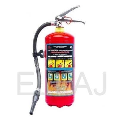 Огнетушитель ОВЭ-10  АВСЕ-02