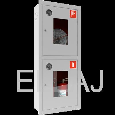 Шкаф пожарный: ШПК-320 ВОБ