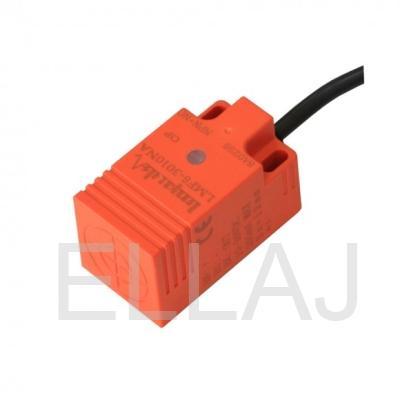 LMF4-3005NB Индуктивный датчик (□17, Sn=5мм, 10...30V DC, NPN, н.з.)