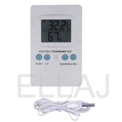 Термогигрометр SH-117 комнатно-уличный с влажностью