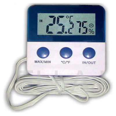 Термогигрометр SH-153 комнатно-уличный с влажностью