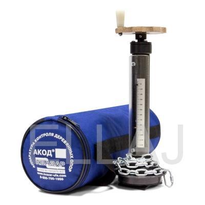 Аппаратура контроля опор деревянных АКОД (ПОЗД, ПКДО-1)