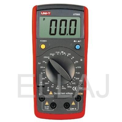 Измеритель емкости  UT603