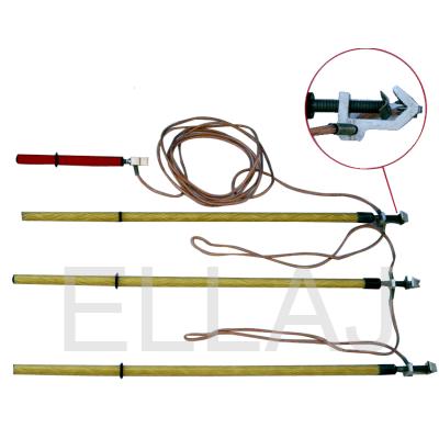 Заземление переносное: ПК-0,4-10Н